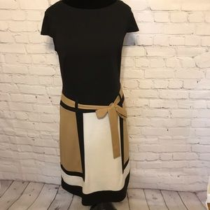 AAStudio Color Block Dress